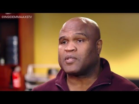 """Living With CTE: Inside MMA Catches Up With """"Big Daddy"""" Gary Goodridge"""
