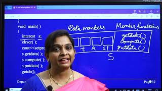 II PUC   Computer Science   Practicles - C++ and Data structure programs- 04