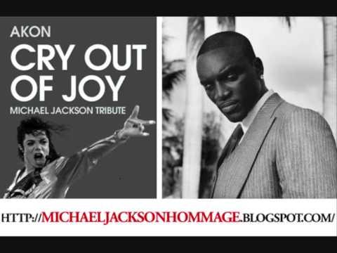 Letra de Cry out of jOy de Akon - Letra