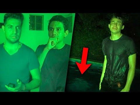 Investigacin Paranormal en la casa de Carlos Name