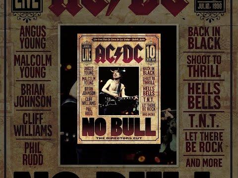 Trailer do filme AC/DC - No Bull