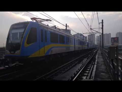 MRT3 Dalian 8MLB 4-Car Train