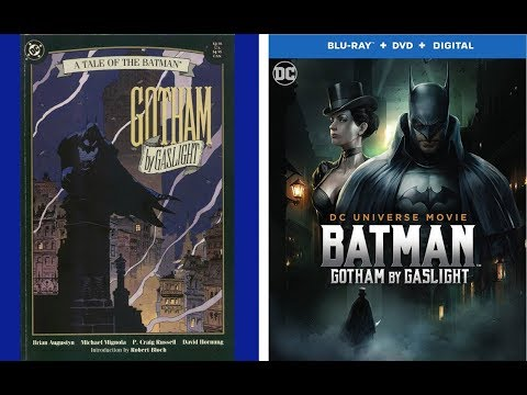 Batman   Gotham by Gaslight Review