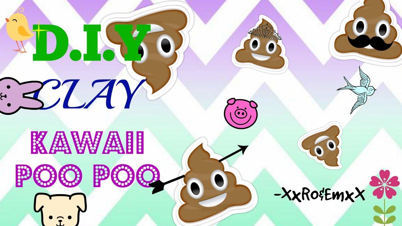 Diy clay kawaii poo poo winner of the raffle youtube diy clay kawaii poo poo winner of the raffle voltagebd Choice Image