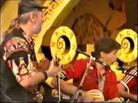 "GOGOL BORDELLO interview & acoustic set in Kyiv 2003-TV program by Sergey Lysenko ""First Expedition"""