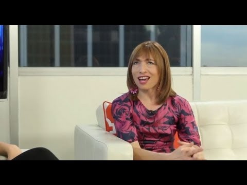 American Horror Story Pepper Interview 2013!