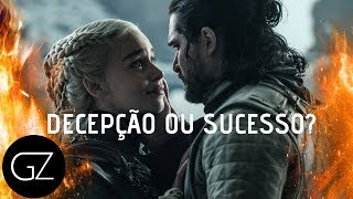Game Of Thrones foi uma Decepção?