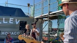 Bellevue du Monaco: Richtfest auf dem Dachsportplatz