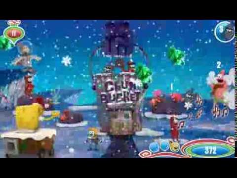 Игра губка боб это рождество губка боб игры на двоих гонки
