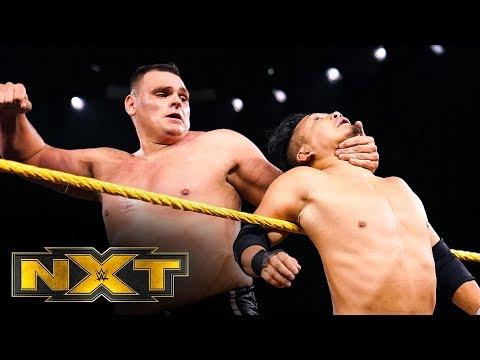 Kushida vs. WALTER: WWE NXT, Oct. 9, 2019