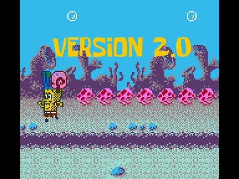 Spongebob Squarepants - Jellyfish Jam (V2.0, Famitracker 2A03+MMC5 8-bit Cover)