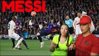 COLD BLOODED Finishes Only Lionel Messi Can Do | COUPLES REACTION