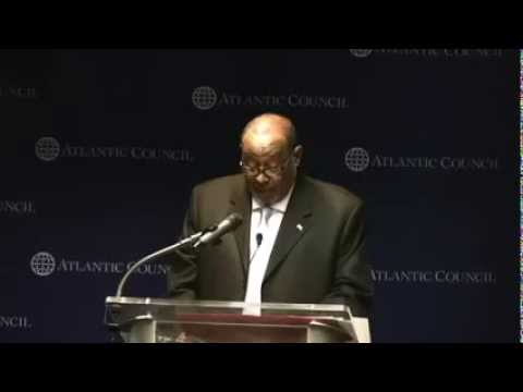 Somaliland President Sillanyo's Speech at Atlantic Council Think Thank in USA -
