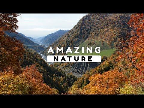 Beautiful Nature Video in Full HD - Autumn Season - Peak Gura - Episode 2 - 11 Minute