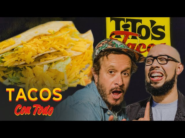 Pauly Shore Gets Pranked at Taco Bell   Tacos Con Todo