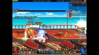 dungeon fighter online monk express train