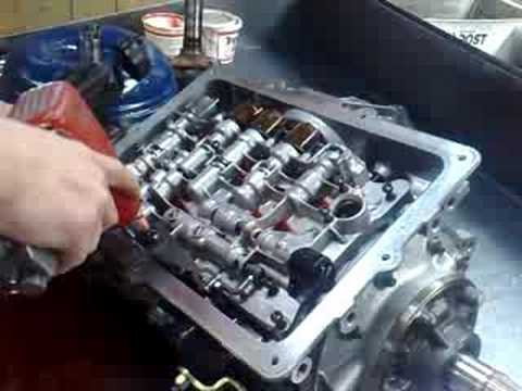 01: Phil rebuilding a XR6 Turbo 4speed