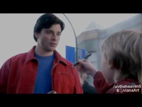 "Smallville: Clark Kent [""Everyday Superhero"" by Smash Mouth] (collab w/ YvianaArt!!)"