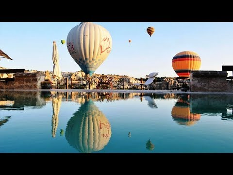 Top10 Recommended Hotels In Cappadocia, Turkey