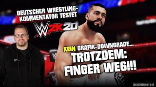 Mein Fazit / Review zu WWE 2K20!