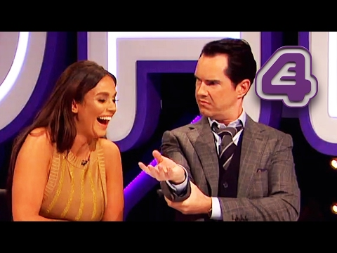 Reading Porn Comments With Jimmy Carr   Virtually Famous