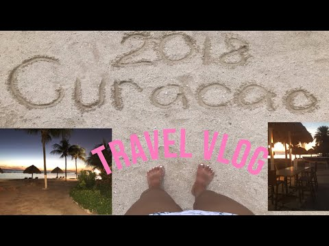 TRAVEL VLOG #1 CURACAO 🇨🇼