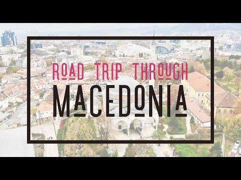 Road Trip Through Macedonia