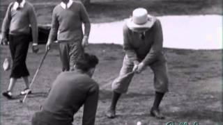 Bobby Jones How I Play Golf Instructional Series DVD