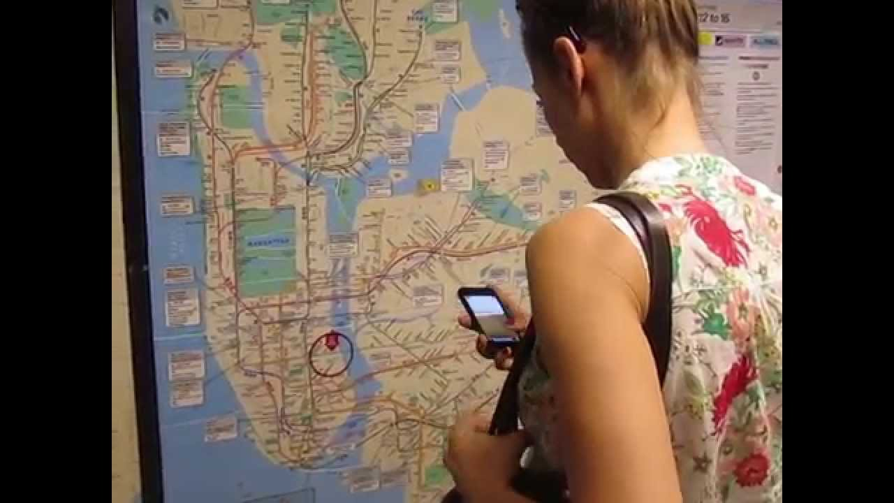Nyc Subway Map Iphone.This New App Makes The Nyc Subway Map Move