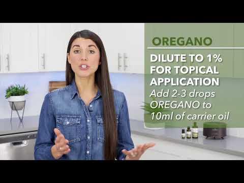 Oregano  Essential Oil - Website Version