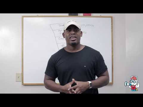 Sales Funnel Explanation for Personal Trainers | PT Marketing 001