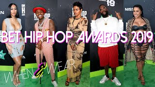 BET Hip Hop Awards 2019 Fashion Recap | When & Wear TV
