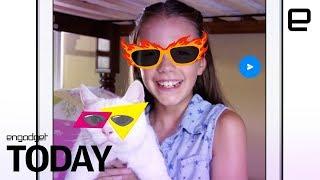 Facebook has a Messenger app for kids | Engadget Today