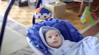 Fisher-price Aquarium Cradle Swing And My Baby