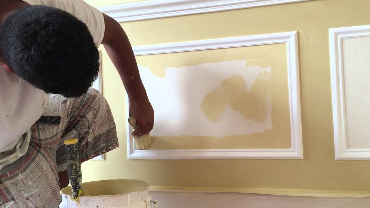 Charles Graves Painting Crew Oscar Painting Walls Inbetween