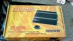 Unboxing XTC PB3000 Power beats by Jay Z