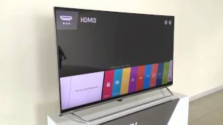 LG 65-inch 4K Ultra HD TV Review