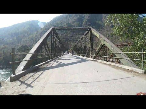 Dharchula to haldwani    India-Nepal border    Pithoragarh