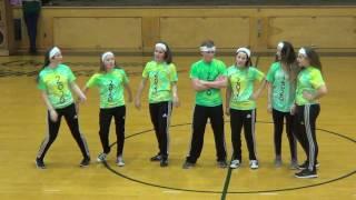 Freshman Group Dance 2017