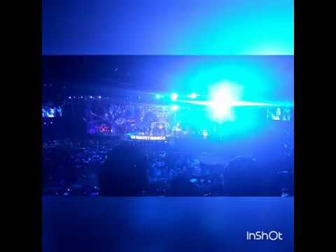 Javed Ali live performance /zee cine award show 2018