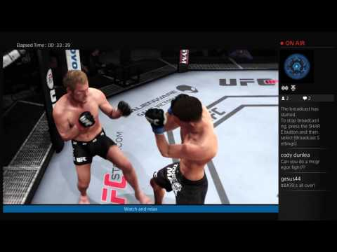 Ufc online dominating with Gunnar Nelson