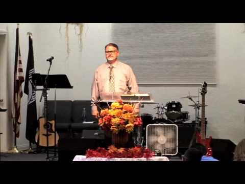 """Calvary Baptist Church La Verne Pastor Lincoln Dial. """"Some Believe"""" Oct. 23, 2016"""