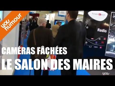 """Olivier PERRIN, Caméra fâchée """"Le Salon des Maires"""""""