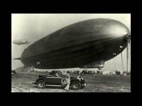 Fantastic Audio Recordings: LZ 129 Hindenburg's engine