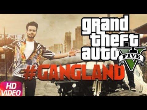 Gangland (Full Song) | Mankirt Aulakh Feat Deep Kahlon | Latest Punjabi Song 2017 | Speed Records