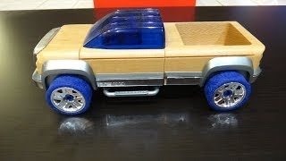 Automoblox T900 Truck - Automoblox By Calello Wooden Toy Cars