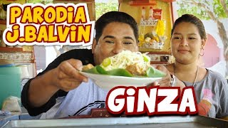 J. Balvin - Ginza parodia | El vigorón JR INN