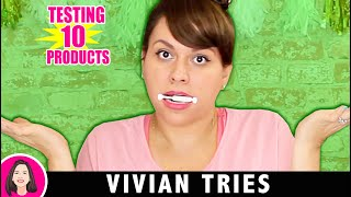 10 Products from my Favorite Dollar Store - Vivian Tries