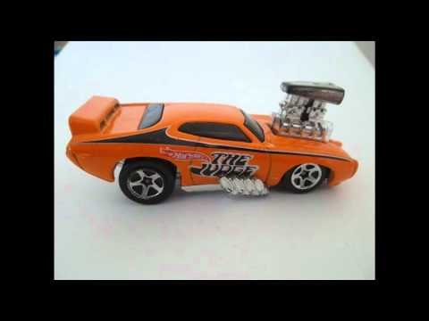 Hot Wheels 1969 Pontiac Gto Judge American Muscle Car Youtube
