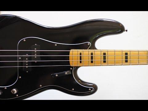 Funk Bass Backing Track (B)